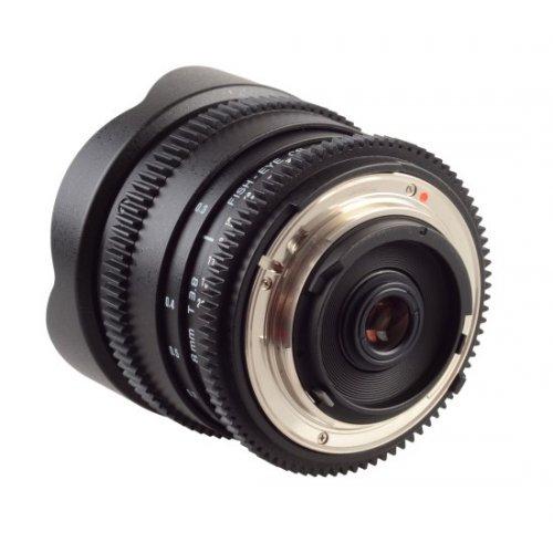 Samyang 8mm T3,8 VDSLR Nikon