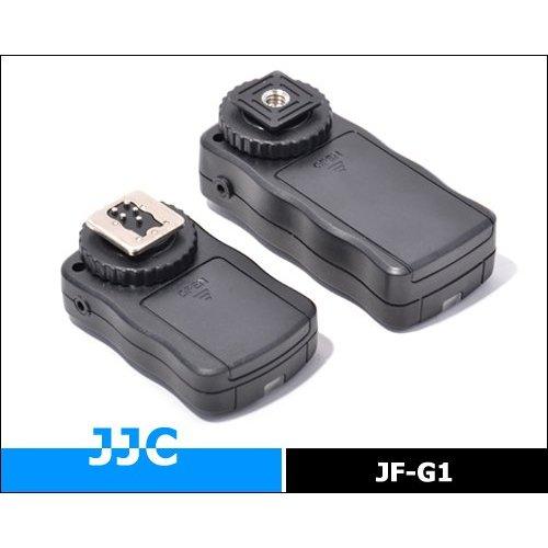 JJC radiová bezdrátová spoušť 2,4GHz 1+1