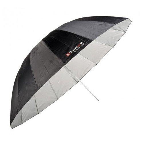 ateliérový deštník Space bílý 150cm Quadralite