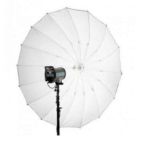 ateliérový deštník Space 150cm bílý