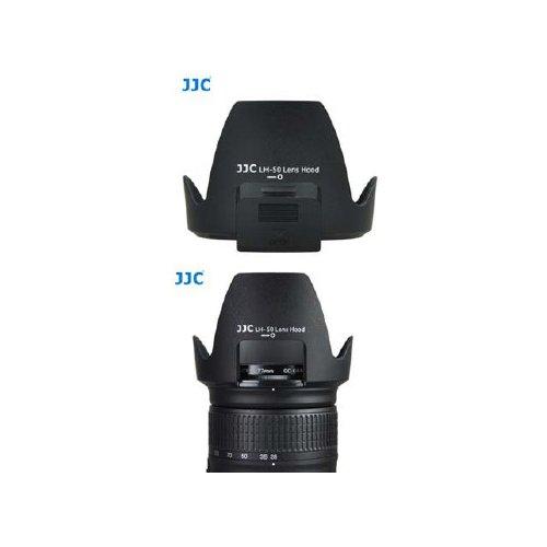 JJC sluneční clona Nikon HB-50 LH-50