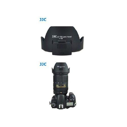 JJC sluneční clona Nikon HB-58 LH-58