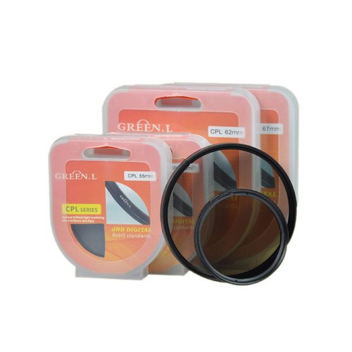 CPL Green-L d-HD Digital polarizační filtr 49mm RoHS