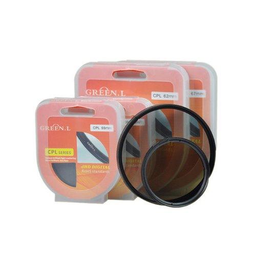 CPL Green-L d-HD polarizační filtr 55mm RoHS