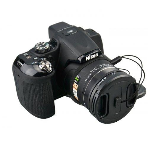 Kiwifotos redukce Nikon Coolpix P600 P610 kit