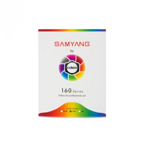 Samyang 123S modrý přechodový filtr Cokin 160 pro SFH-14