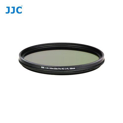 JJC S+ Ultra Slim CPL filtr