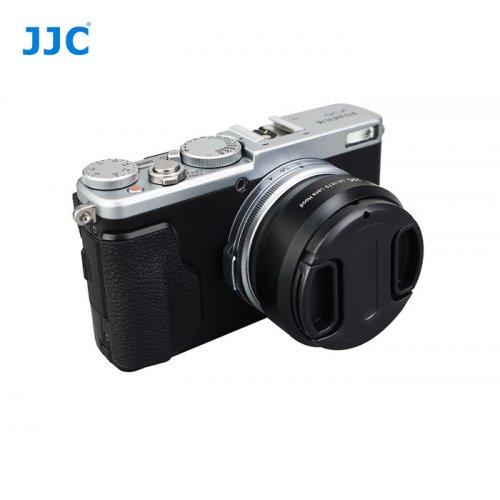 JJC sluneční clona Fuji X70 - LH-X70 černá