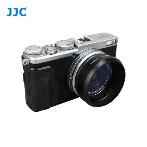 JJC sluneční clona Fuji LH-JX70 - black