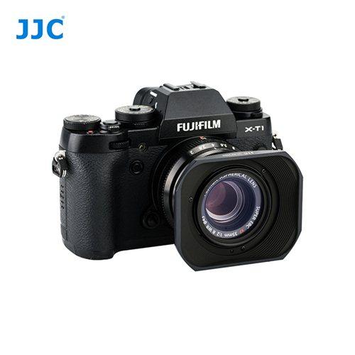 JJC sluneční clona Fuji LH-JXF35SII černá + krytka