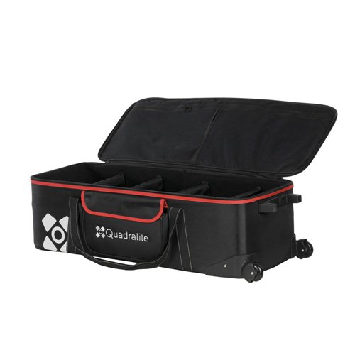 Quadralite kufr na záblesková světla