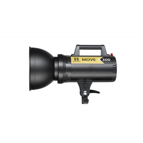 Quadralite Move X 300 zábleskové světlo 300W