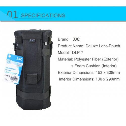 JJC Deluxe pouzdro DLP-7