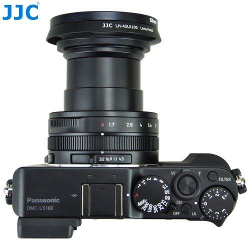 JJC sluneční clona Panasonic DMC-LX100 / Leica D-Lux