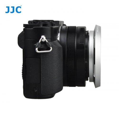 JJC sluneční clona Panasonic DMC-LX100 / Leica D-Lux Silver