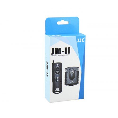 JJC radiová bezdrátová spoušť Canon RS-80N3 / TC-80N3
