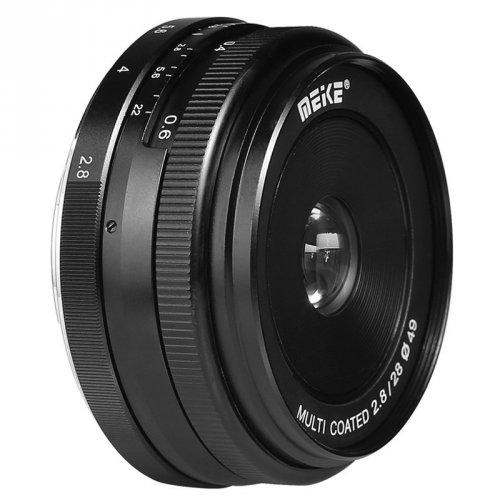 Meike MK 28mm f2,8 pro Micro 4/3
