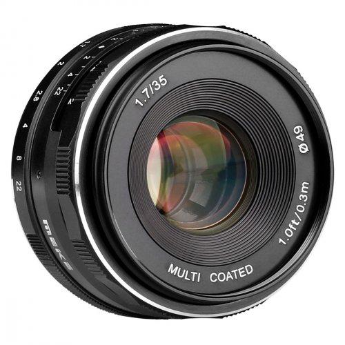 Meike MK 35mm f1,7 pro Sony E