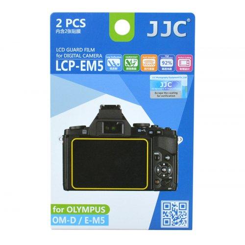 JJC ochranná folie LCD LCP-EM5 pro Olympus OM-D E-M5