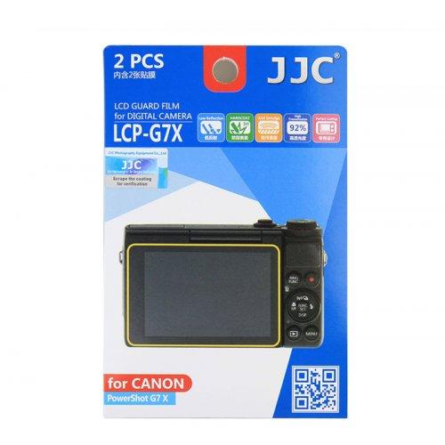 JJC ochranná folie LCD LCP-G7X pro Canon G7X