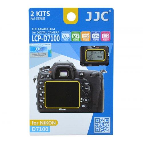 JJC ochranná folie LCD LCP-D7100 pro Nikon D7100 D7200