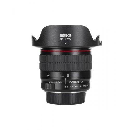 Meike 8mm F3,5 Nikon