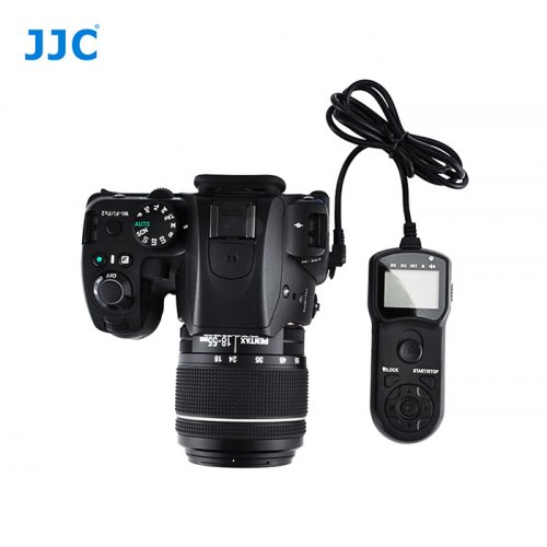 časová spoušť JJC pro Pentax CS-310 K-70 KP