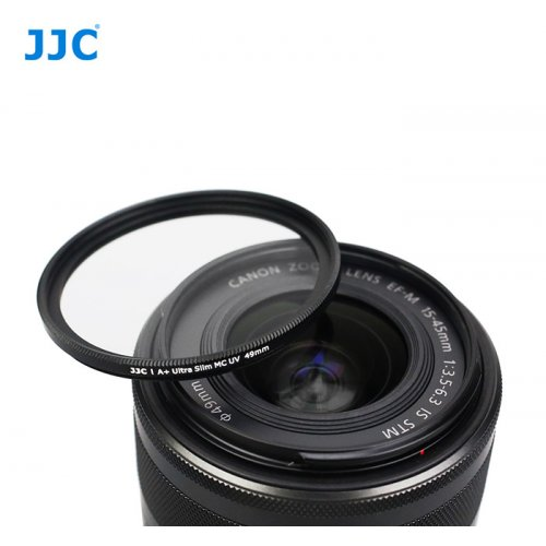 JJC UV Ultra slim filtr 49mm