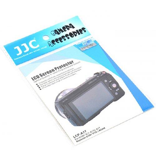 JJC ochranná folie LCD LCP-A77 Sony PCK-LM3AM