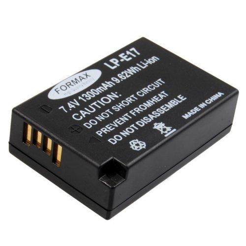 akumulátor Canon LP-E17 1300mAh