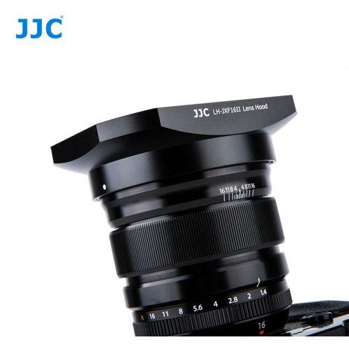 JJC sluneční clona Fuji JXF16II černá