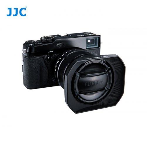 JJC sluneční clona Fujifilm JXF16II černá