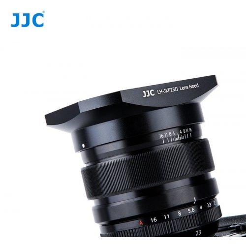 JJC sluneční clona Fuji JXF23II černá