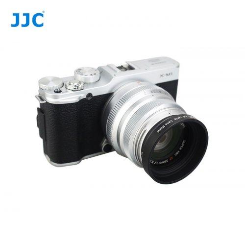 JJC sluneční clona Fujifilm JXF35 černá