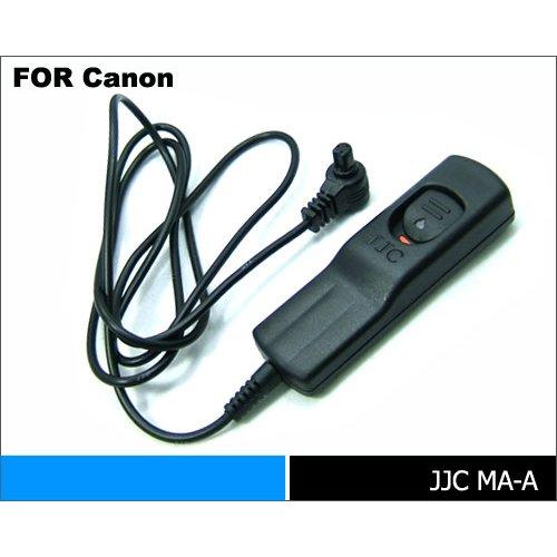 kabelová spoušť JJC pro Canon 30D 40D 50D 7D 5D RS-80N3