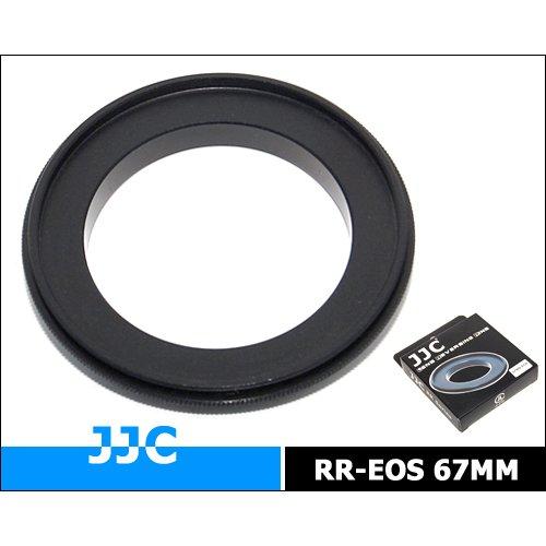 reverzní kroužek 67mm pro Canon JJC