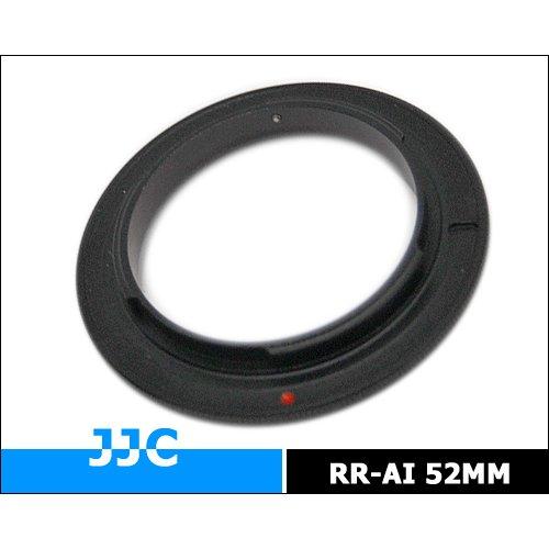reverzní kroužek 52mm pro Nikon JJC