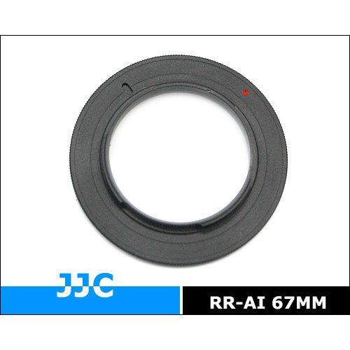reverzní kroužek 67mm pro Nikon JJC