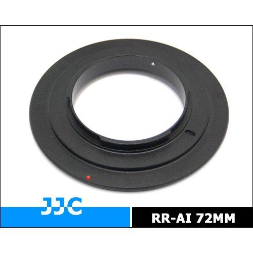 reverzní kroužek 72mm pro Nikon JJC