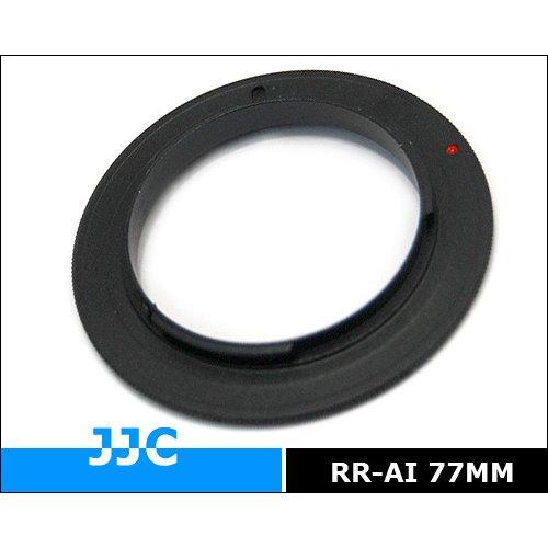 reverzní kroužek 77mm pro Nikon JJC