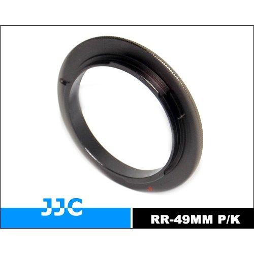 reverzní kroužek 49mm pro Pentax JJC