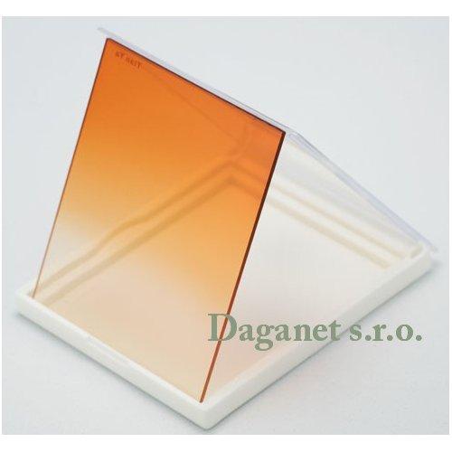 přechodový filtr pro Cokin P oranžový