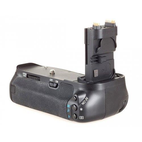 Meike bateriový grip Canon 60D BG-E9