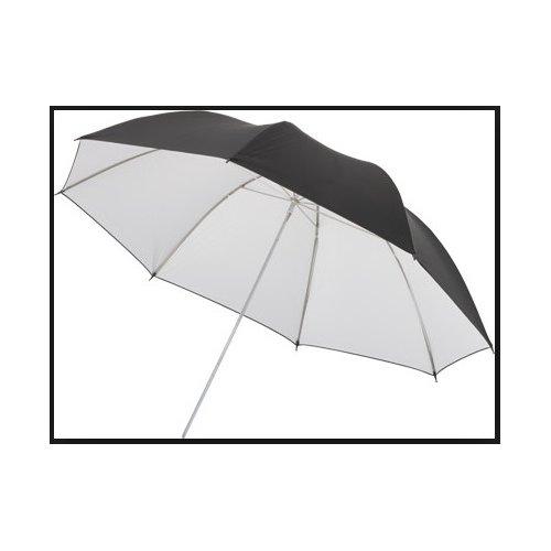 ateliérový deštník bílý 120cm Quadralite