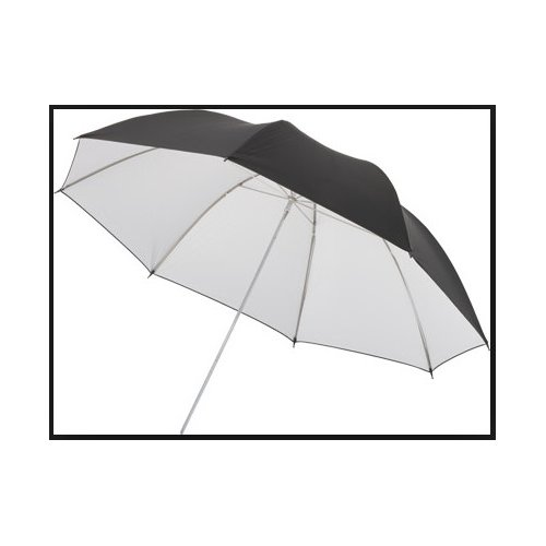 ateliérový deštník bílý 120cm