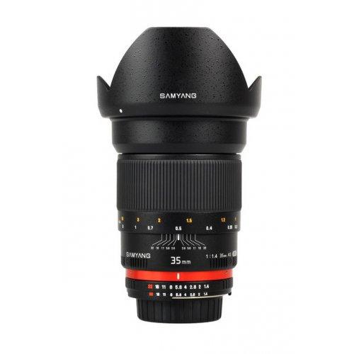 Samyang 35mm F1,4 Nikon AE